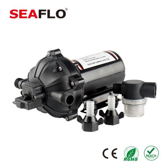 China Seaflo 12V 5 3gpm 60psi Micro Water Pump - China Micro