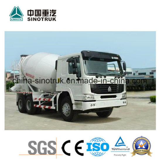 Hot Sale 6X4 Concrete Mixer Truck of Sinotruk HOWO A7