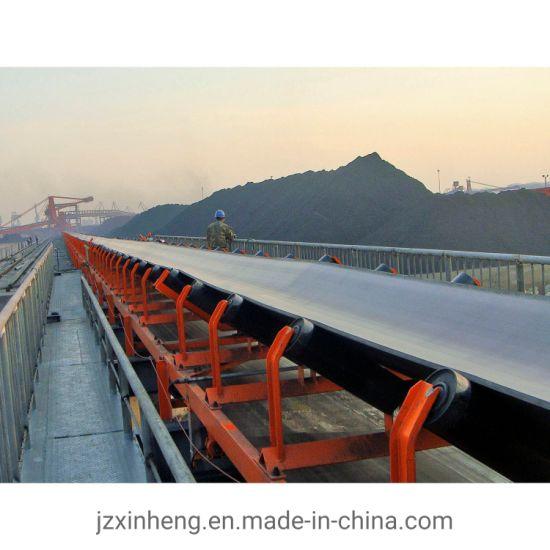 Belt Conveyor System in Coal Mining Industry