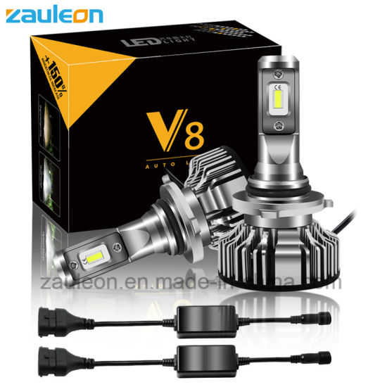 Auto Hb4 9006 Lumens Lamp Led 8000 Headlight Conversion Kits 50w Headlamp V8 f6gbyY7
