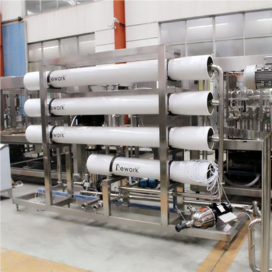 Water Factory Use Industrial RO Treatment Equipment pictures & photos