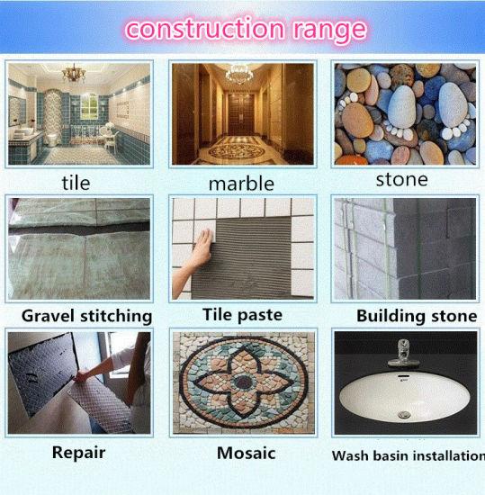 Marble Granite Stone Silicone Adhesive Glue for Marble Granite