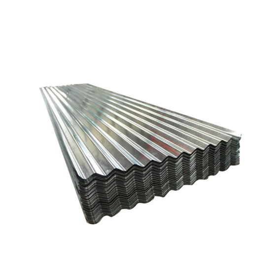 Best Price Building Material SGCC Galvanized Iron Roofing Sheet