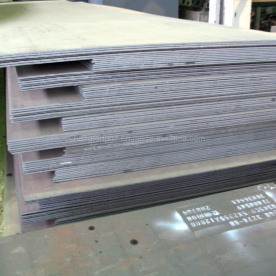 China Hot Rolled Cold Work Mould Steel Plate(1.2510/O1/SKS3/9CrWMn) pictures & photos