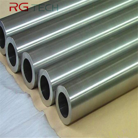 ASTM B862 Gr5 Welded Titanium Alloy Tube for Industrial pictures & photos