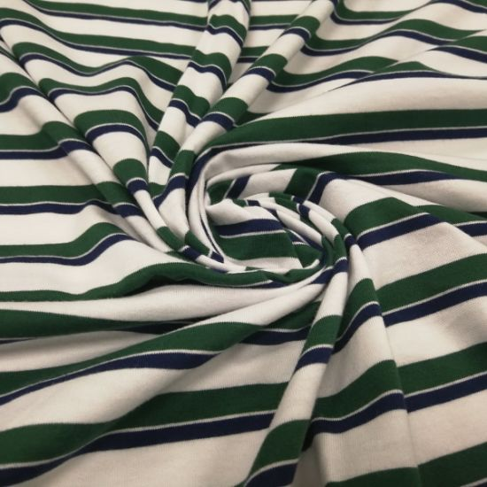 34ea7a49878 China Wholesale Knit Fabric 100% Cotton Single Jersey Y/D Fabric ...