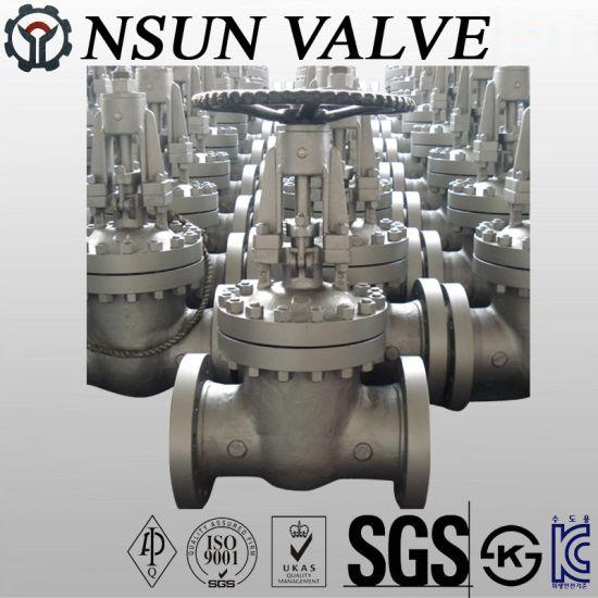 DIN Carbon Steel Gate Valve (PN10/ 16/ 25)
