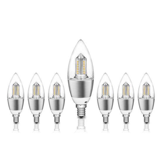 Lamp Candle Lights Chandelier Bulb Lights