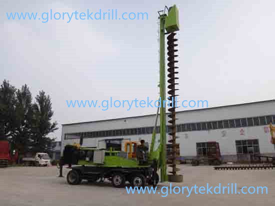 Most Popular in Mic L360-10m Tractor Mounted Auger Drill Rig pictures & photos