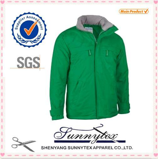 OEM Cheap Wholesale Winter Men Warmer Outdoor Padded Custom Jacket pictures & photos