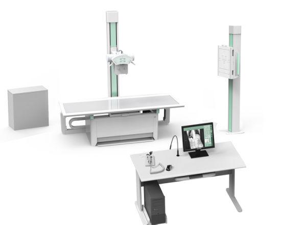 Medical Stationary Digital Radiography System X Ray Machine