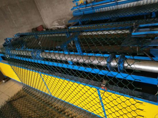 PVC Coated Diamond Mesh for Fence