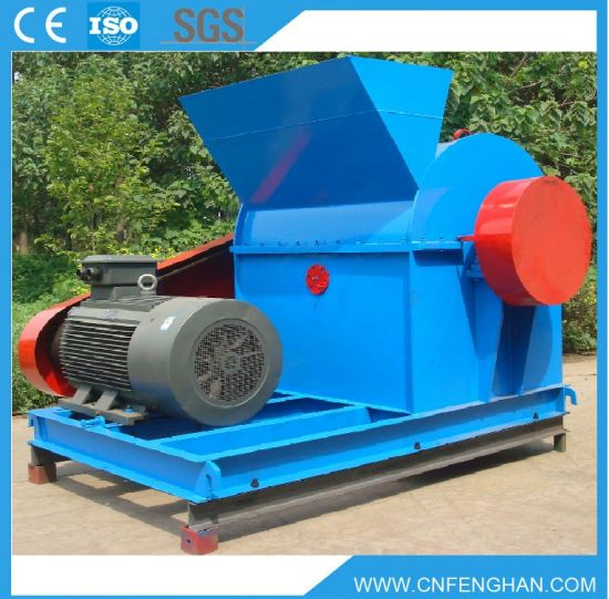 CF-2000 High Quality Wood Chips Hammer Mill, Wood Hammer Mill Crusher