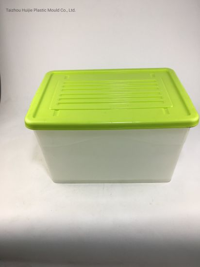 Five Size Box Container Used Mould for Sale