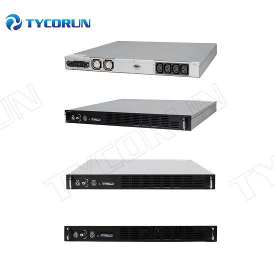 Tycorun Online UPS System Backup Power Supply Mini UPS for Data Center/It/Factory/Medical/Bts/Telecom