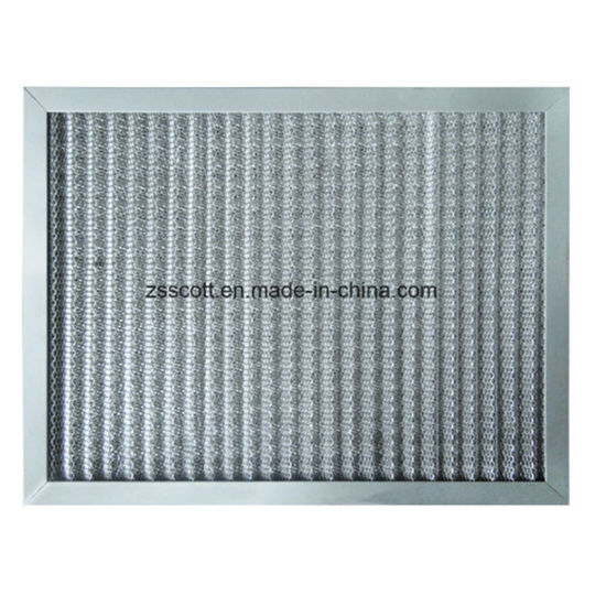 G3 Efficiency Air Expanded Porous Metal Filter for Air Purifier pictures & photos