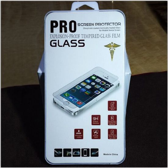China Wholesale Price Mobile Tempered Glass Screen for