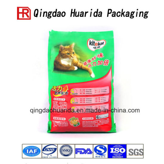 Stand up Puppy Food Bag Dog Food Plastic Packaging Bag pictures & photos