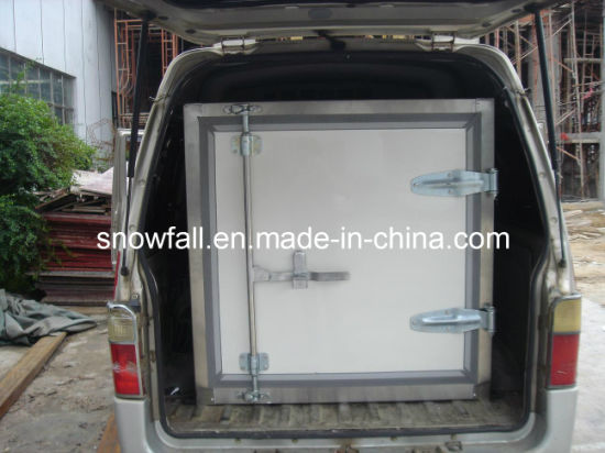 Refrigerated Van Body pictures & photos