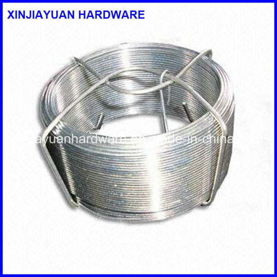 Supermarket Retailing Galvanized PVC Coated Small Coil Wire pictures & photos