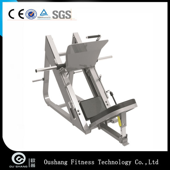 Om-7022 45 Degree Leg Press Fitness Gym Equipment