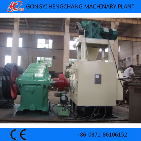 Small Charcoal Briquette Extruder Machine for Sale pictures & photos