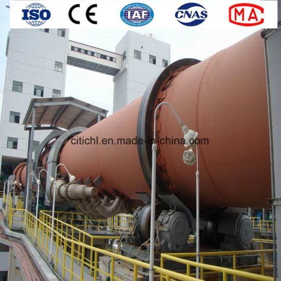 Rotary Kiln for Cement, Lime, Iron Ore Powder, Refractories pictures & photos