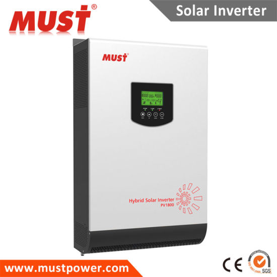 High Frequency 2kVA Solar Inverter pictures & photos