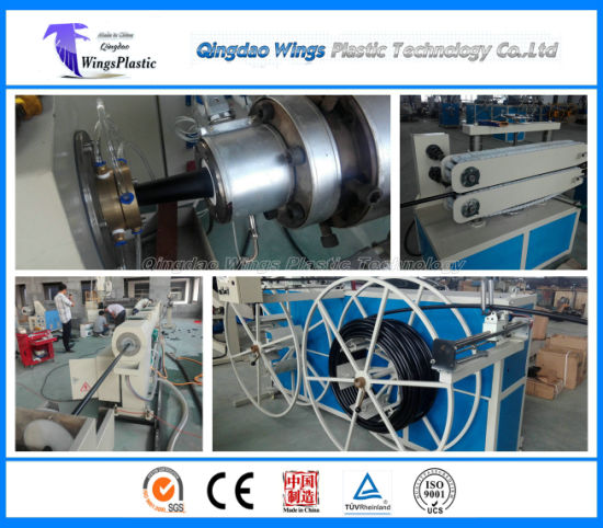 16-63mm HDPE Pipe Extruder Machine / Extrusion Line / Manufacturing Plant pictures & photos