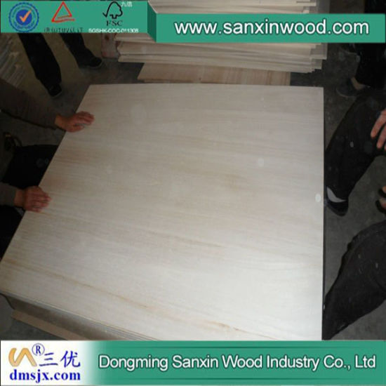 Best Selling Wooden Craft Coffin Used Paulownia Wood