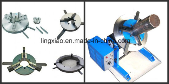 Welding Chuck Kc-80 for Welding Positioner Circular Welding Clamping pictures & photos