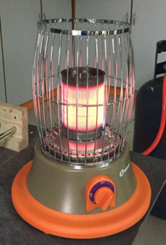 Portable Ceramic Burner Gas Heater Sn13-Jyt pictures & photos