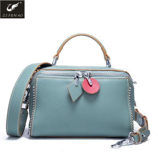 2018 New Fashion Unique Design High Quality Leather Ladies Handbag. Get  Latest Price 42d8f54fcfa64