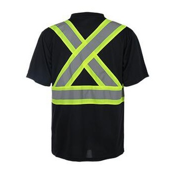 Wholesale 100% Polyester Reflective T-Shirt pictures & photos