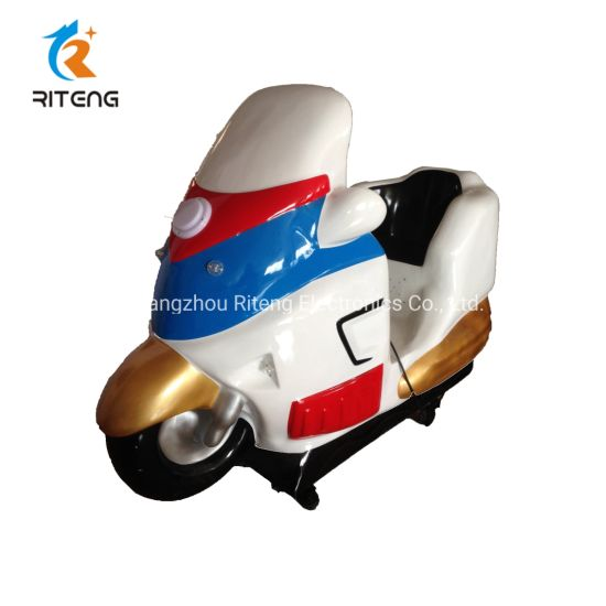 motorcycle Kiddie Rides Coin Operated Car for Children