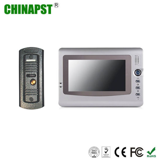 Wired Doorbells For Sale | China Pinhole Camera Best Sale Color Wired Intercom Video Doorbell