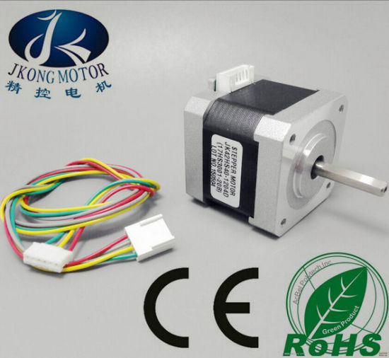 NEMA 34 1.2A Hybrid Stepper Motor with 4 Wires pictures & photos
