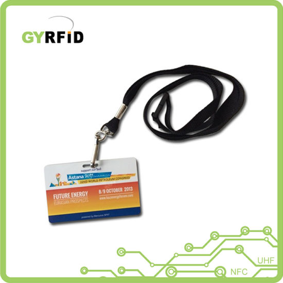 Smart Card Temic ID Access Card for Loyalty Rewards (ISO) pictures & photos