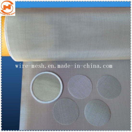 Disc Wire Mesh/Filter Wire Mesh