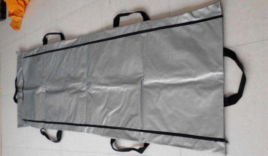 Hospital Custom Design Non-Woven Fabrics Body Bag
