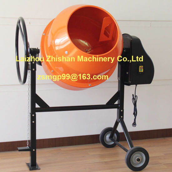 China Electric Mortar Mixer Cement Mixer Best Price - China Cement ...