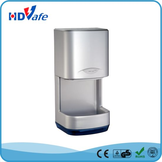 Easy Installation Surface Mounting ABS Plastic High Speed Automatic Hand Dryer