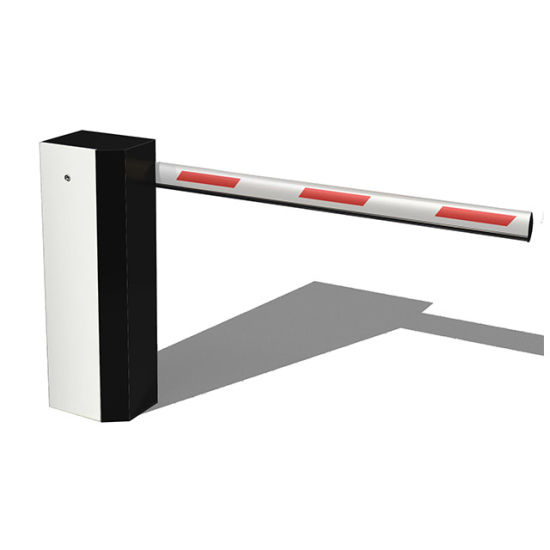 Parking Lot Barrier Gate with DC Brushless Motor (10 years warranty)