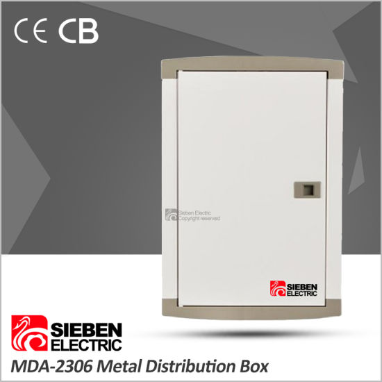 China Newest Design 2 Row Tpn D4 D6 D8 Three Phase MCB Distribution ...