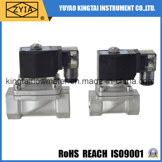 2W Series 2/2 Way Solenoid Valve
