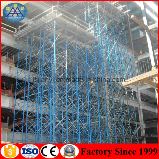 Used Scaffolding For Sale >> China Galvanized Steel Cuplock Scaffolding System