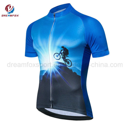 43011ea16 China Custom Cycling Jerseys Sublimation Dry Fit Cycling Wear for ...