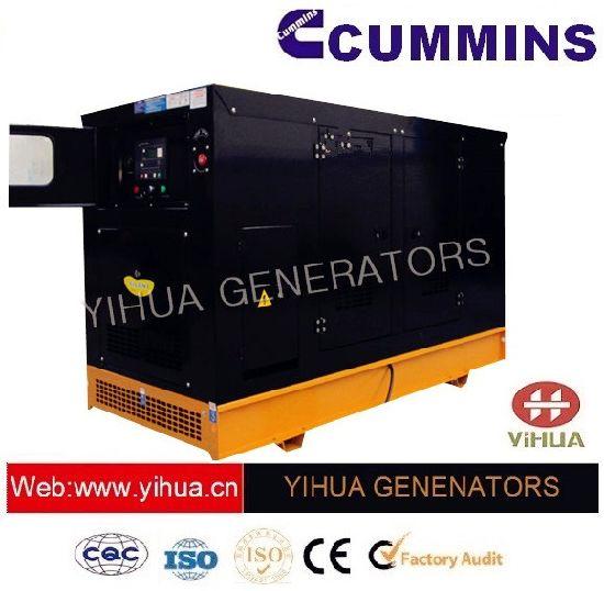 Customized Canopy Cummins Diesel Genset[IC180223b]