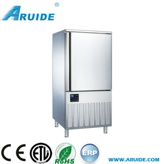 Best Quality Stainless Steel Shock Freezing Commercial Blast Freezer (AK11-D) pictures & photos