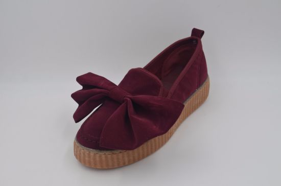 Good Design Bowknot Lady Casual Shoes